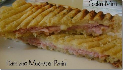 Ham-and-Muenster-Panini