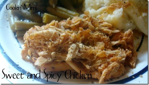 Sweet-and-spicy-chicken