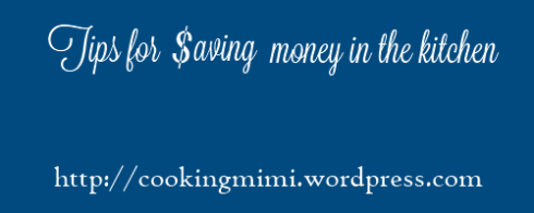 tips-for-saving-money-in-the-kitchen