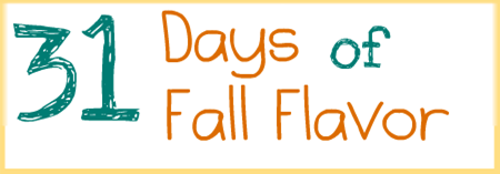 31 days fall flavor post b