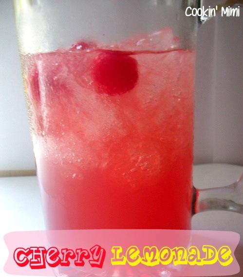 Cherry Lemonade