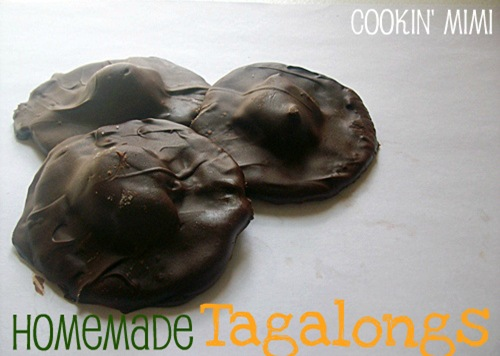 Homemade Tagalongs
